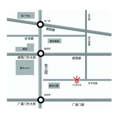 [Today Art Museum Map]